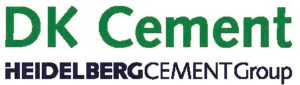 DK Cement logo