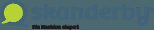 Skanderby logo