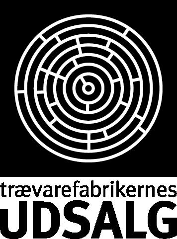 Trævarefabrikernes Udsalg logo