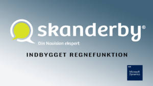 Indbygget regnefunktion how-to video