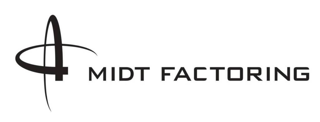 Midt Factoring logo
