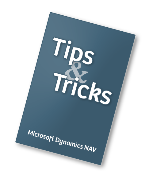 Tips & Tricks ebog Microsoft Dynamics NAV