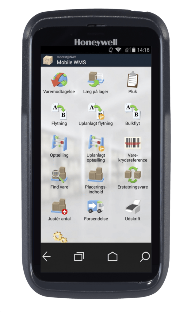 Tasklet Factory WMS Android