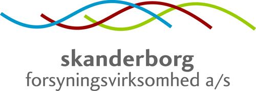 Skanderborg Forsyning logo