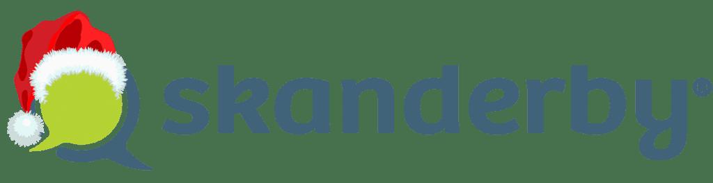 Skanderby logo jul