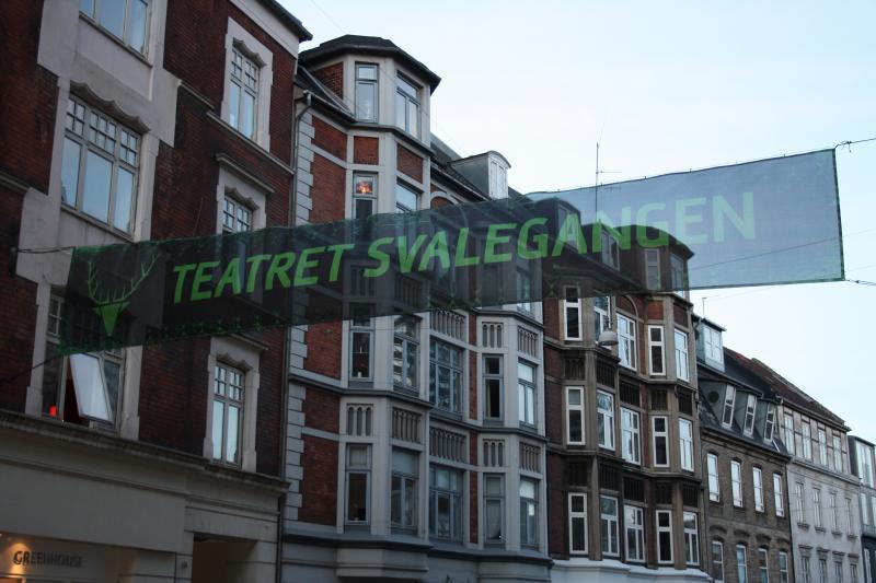 Teatret Svalegangen