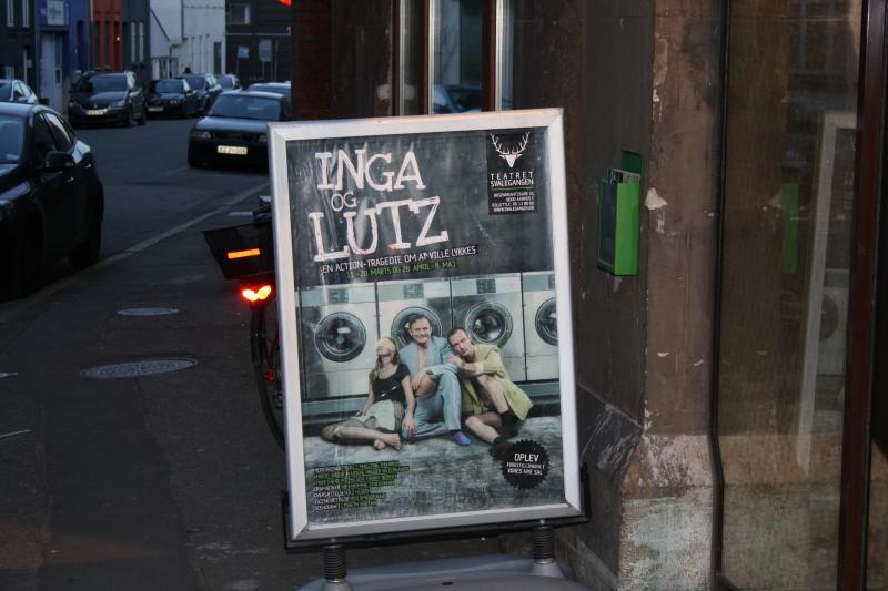 Teatret Svalegangen Inga og Lutz